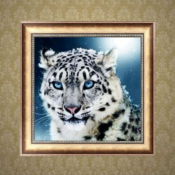 Tiger DIY 5D Diamond Painting Embroidery Cross Stitch Kit Home Decor Handcrafts