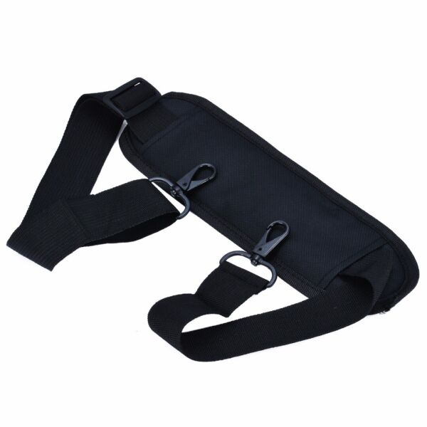 Adjustable Padded Luggage Bag Shoulder Strap Replacement Tool Laptop Computer