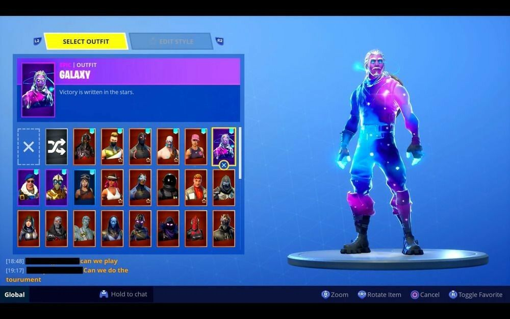 Fortnite Renegade Raider account for XBOX,PC,SWITCH,PS4
