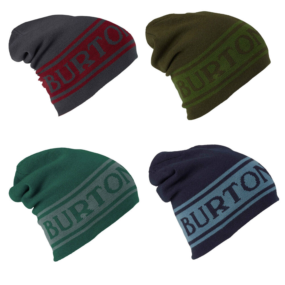 Details about Burton Billboard Slouch Beanie Knitted Cap Hat Functional Cap  New a6434dde9