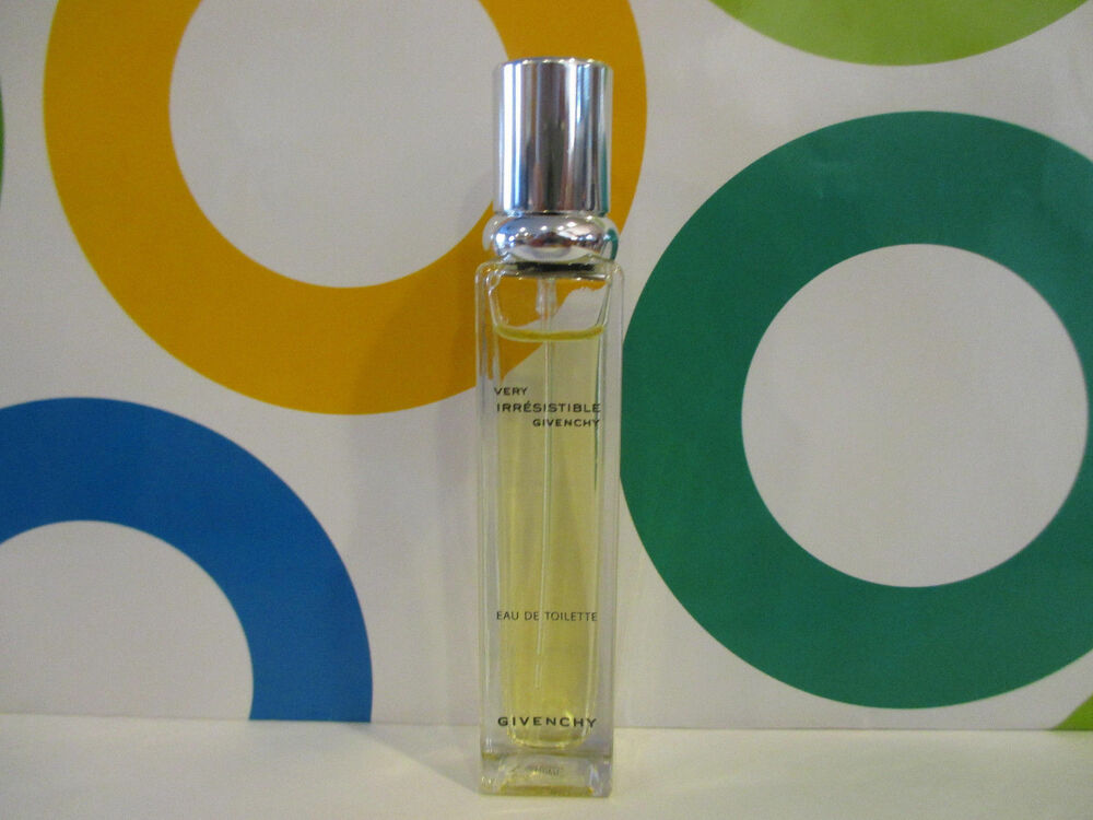 c1425e68d1cda Details about GIVENCHY ~ VERY IRRESISTIBLE EAU DE TOILETTE SPRAY ~ 0.4 OZ PURSE  SIZE UNBOXED