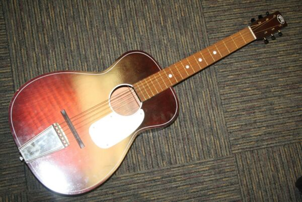 Mitchell Acoustic Guitar 1/2 size USA Made