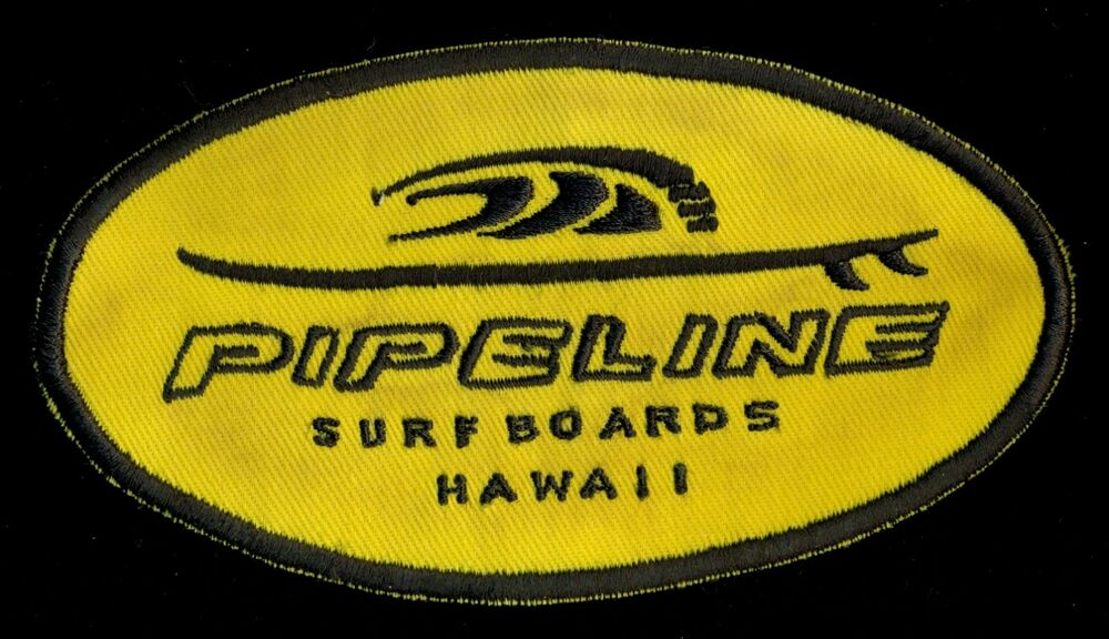 Pipeline Surfboards Hawaii Surf Surfing Patch N 6 Ebay