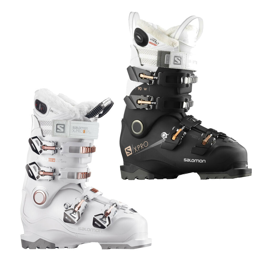 13269eca09 skischuhe Ski Boots Shoes Alpine Ski Boots Salomon x pro 90 W Ladies ...
