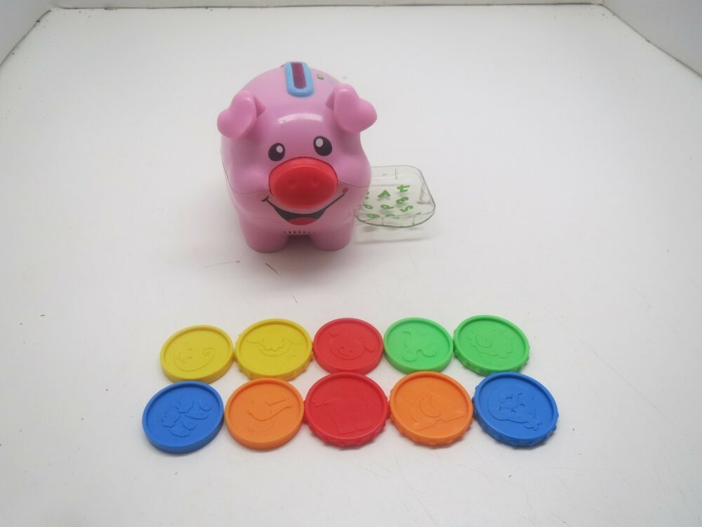 fisher price piggy bank replacement coins