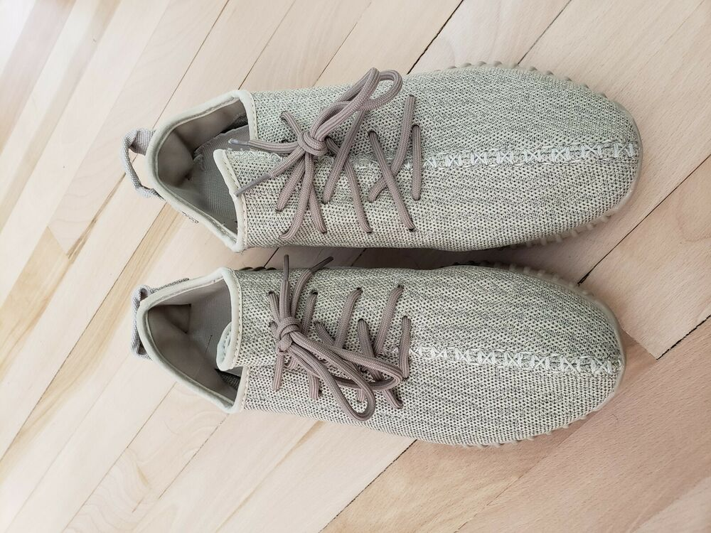 """c576757e10021 Details about ADIDAS YEEZY 350 BOOST V2 """"OXFORD TAN"""" (SIZE 10)"""