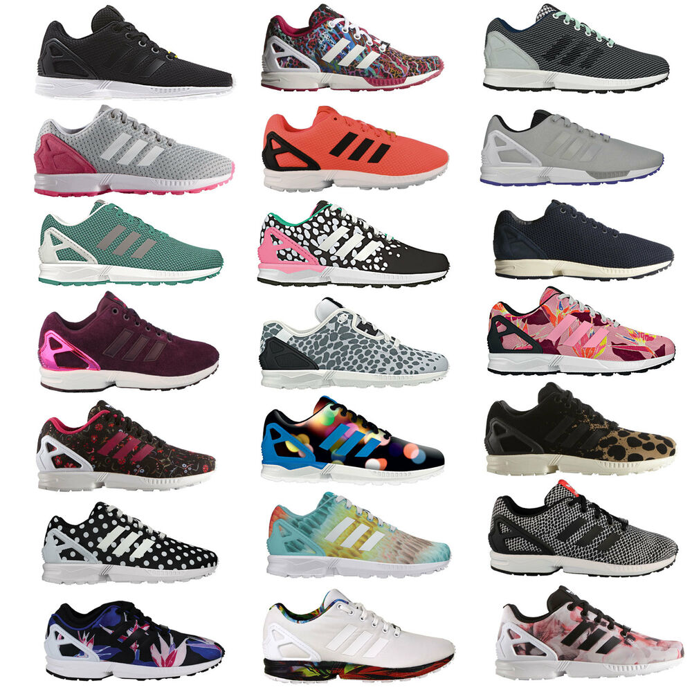 Adidas Originals ZX Flux 2.0 Sneakers B34918 Women's