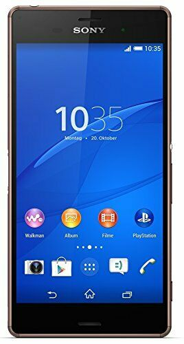 Sony Xperia Z3 D6603 Android LTE Smartphone ohne Simlock 16GB 5,2 Zoll NFC GPS