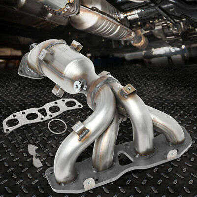 FOR 07-12 NISSAN ALTIMA 2.5L FACTORY STYLE CATALYTIC CONVERTER EXHAUST MANIFOLD