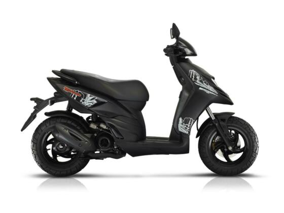 New 2019 Piaggio Typhoon 50cc moped scooter two stroke