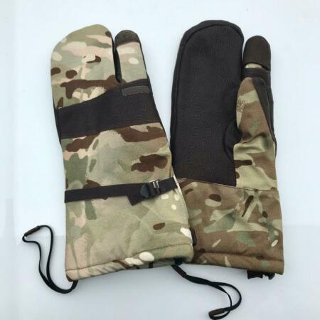 img-NEW - Genuine MTP Multicam Army Issue Gortex Lined Blizzard Mittens - MEDIUM
