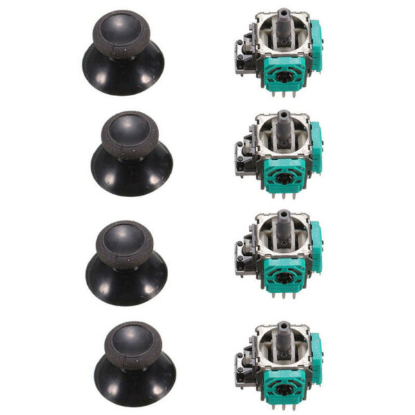 GX- 8Pcs Replacement Joystick Module Thumbstick Cap for Xbox One Controller US S