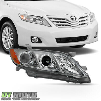 For 2007-2009 Toyota Camry LE CE XLE Projector Headlight Headlamp Passenger Side