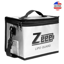 Kyпить Zeee Lipo Battery Safe Guard Fireproof Explosionproof Bag For Charge & Storage  на еВаy.соm