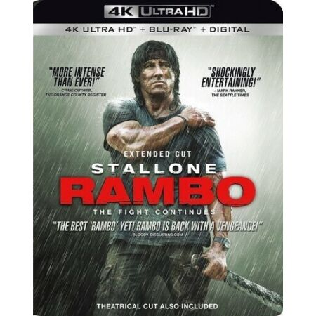 img-Rambo: The Fight Continues (REGION A Blu-ray New)