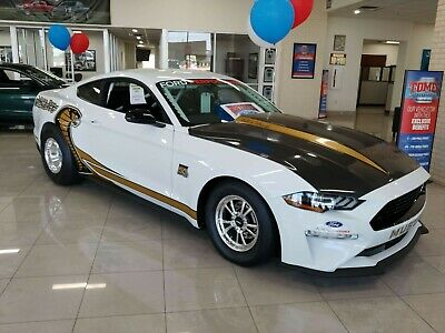 2018 Ford Mustang Cobra Jet 50th Anniversary Edition w/ Extra Engine