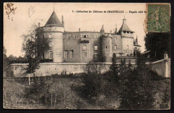 Image result for Chateau de Chastellux