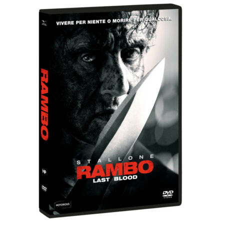 img-Rambo : Last Blood (2019) DVD Réservation