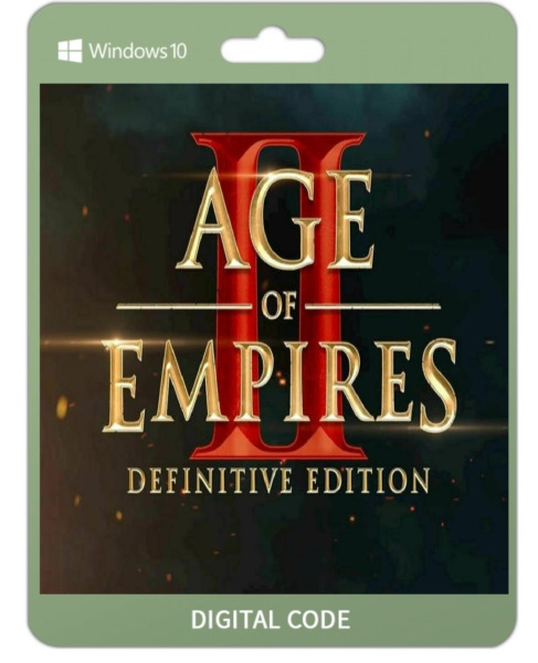 Age of Empires II: Definitive Edition Codice Download Digitale Key PC Windows 10