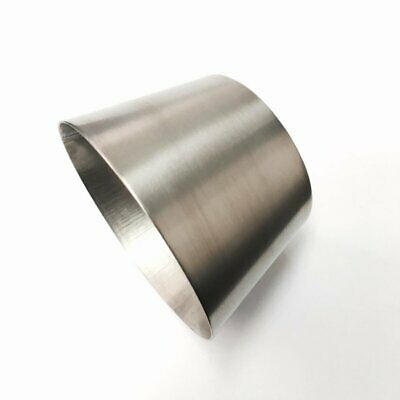 Stainless Bros 1-3/16in OAL 3in to 3.5in 304SS Transition Reducer Cone