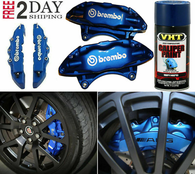 VHT Blue Brake Rotor Drum Custom Caliper Paint High Temp Coating Spray Paint Can