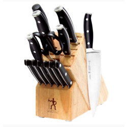 Kyпить J.A. Henckels International Forged Premio 14-pc. Knife Block Set NEW IN BOX на еВаy.соm