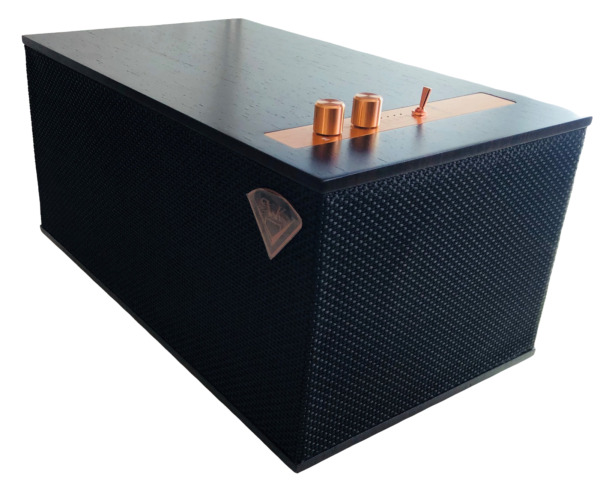 Ingolstadt,DeutschlandKlipsch Heritage The Three Lautsprecher Multi-Room Bluetooth WLAN Ebony Ebenholz