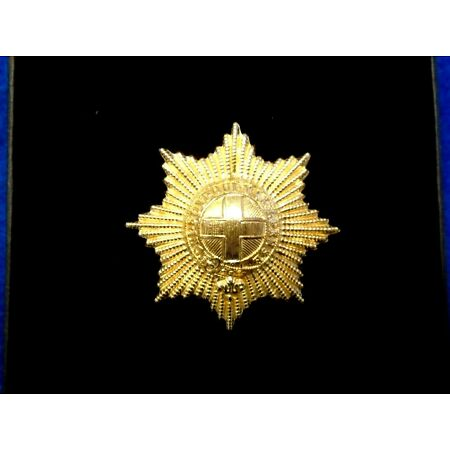 img-NEW COLDSTREAM GUARDS CAP BADGE + GIFT BOX, WW1, WWII, CURRENT ISSUE