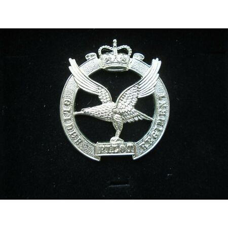 img-NEW GLIDER PILOT REGIMENT CAP BADGE + GIFT BOX, HIGH QUALITY REPRODUCTION