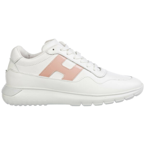 ItalieHogan sneakers women ³ HXW3710AP21I6S0QAN White leather shoes