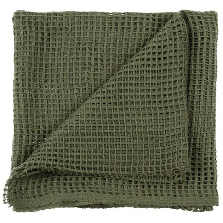img-PACK OF TWO - Genuine Military Issue Green Scrim Face Neck Veil Scarf - NEW x 2