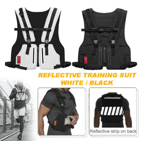 img-Military Tactical Vest CS Paintball Airsoft Sport Hunting Molle Mag Assault Suit