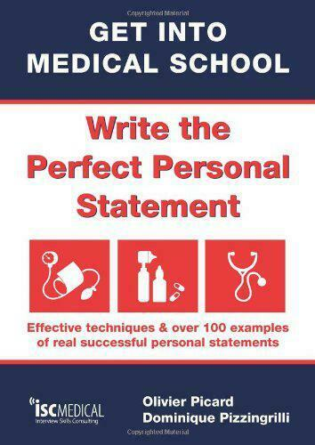Royaume-UniAttraper Dans Medical École - Write The Perfect Personal Statement.