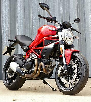 2018 DUCATI MONSTER 797. IMMACULATE FSH  LOW MILEAGE EXAMPLE.