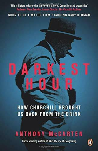 Royaume-UniDarkest Hour: How  Brought US Back From The Brink Von Mccarten, Anthony