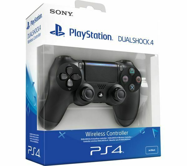 PS4 PLAYSTATION 4 - CONTROLLER JOYPAD JOYSTICK WIRELESS ORIGINALE NUOVO BOXATO