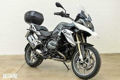 2015 BMW R1200GS 1200 GS TE ALPINE ABS
