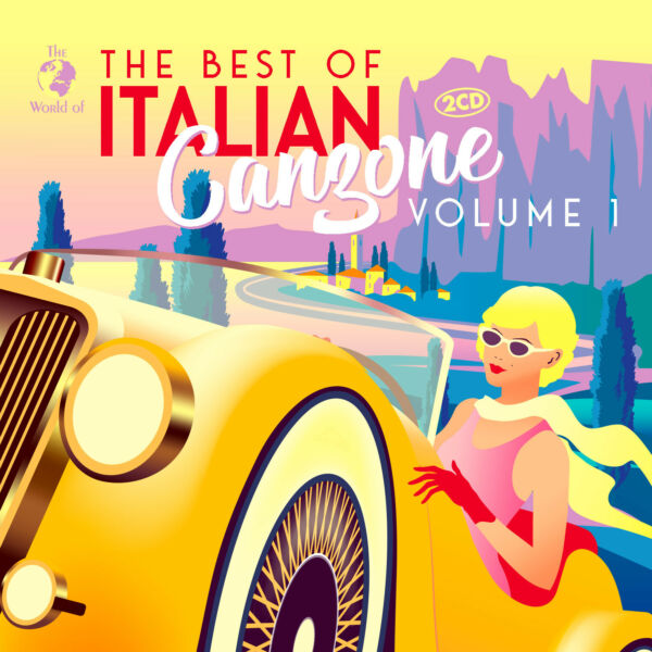 AllemagneCD The Best Of Italien Canzone Vol. 1 D' Divers 2CDs