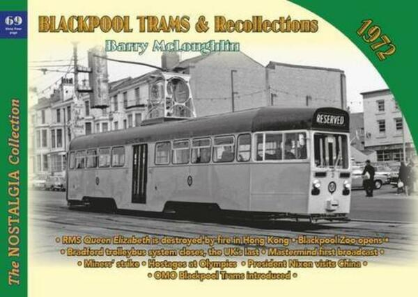 Royaume-UniBlackpool Tramways & Recollections 1972 ( Collection) Par