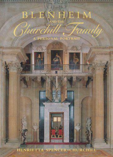 Royaume-UniBlenheim Et The  Family Par Henrietta Spencer-,Neuf