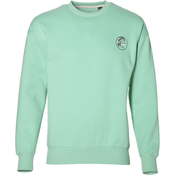 AllemagneO'Neill Pull Lm Cercle  Sweat Turquoise Unicolore