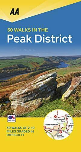 Royaume-Uni50 Promenades En Peak District ( Aa 50 Promenades) Par ,Neuf Livre