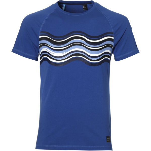 AllemagneO'Neill Haut Fonctionnel  Pm Vernal Affaire Hybrid Tee-Shirt Blau