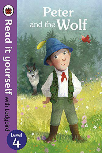 Royaume-UniPeter and the Wolf - Read It  with Ladybird: Level 4 (read L