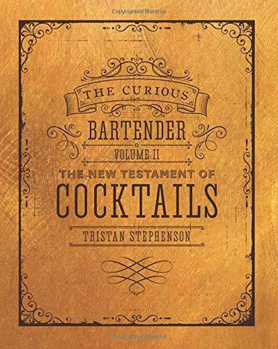 Royaume-UniThe Curious Barman Volume II: The New Testament De s: 2 Par Stephenson