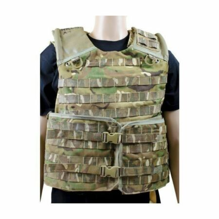 img-British Military Army MTP MK4 osprey body Armour tactical vest molle various siz