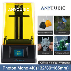 Kyпить US ANYCUBIC LCD-based Photon Zero 3D Printer High Precision UV PhotoCuring Resin на еВаy.соm