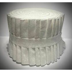 Kyпить White Jelly Roll -Tone on Tone 18  2.5