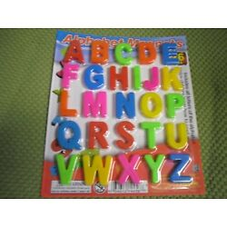 Kyпить 26 Pieces ABC Alphabet Fridge Magnets Earily Letter Magnetic Educational Toy G25 на еВаy.соm
