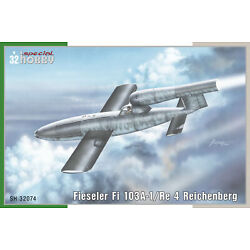 Special Hobby Models 1/32 FIESELER Fi-103A-1 Re-4 REICHENBERG Manned V-1